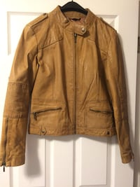 Real leather jacket  3147 km