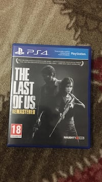 The last of us Ps4  Afyonkarahisar