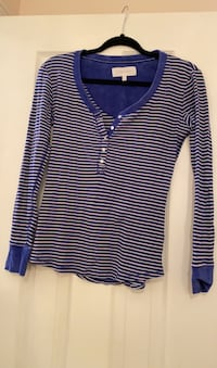 VS striped PJ shirt  Vaughan, L4L 8R9
