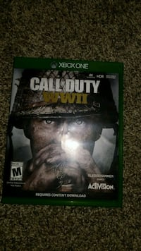 Xbox one game call of duty ww2  Goodyear, 85338