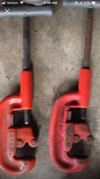 Rigid pipe cutters 304 mi