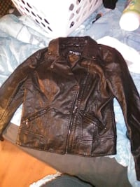 Lether guess jacket Lethbridge, T1H