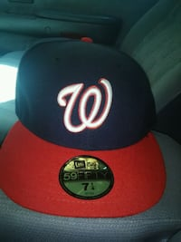 New Era Fitted Size 7 1/4  Las Cruces, 88001