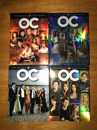 The OC - Complete Set - All 4 Seasons