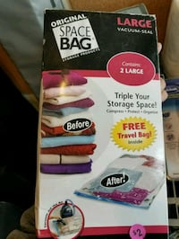 Large space bags Baldwinsville, 13027