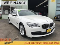 BMW 7 Series 2014 Hartford