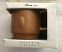 Disney's Mickey Mouse Memories Stackable Mug February Limited Release Buena Park, 90620