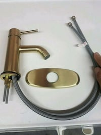 Gold lav faucet  Barrie, L4N