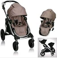 Baby jogger city select double stroller Toronto, M3M 2N3