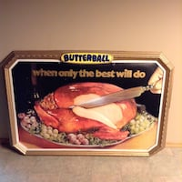 Butterball turkey advertisement Winnipeg, R3R 2N4