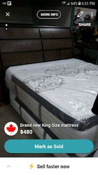 white and gray floral mattress Abbotsford