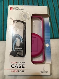 New pink iPhone 5/5s flux stand case  Tigard, 97223