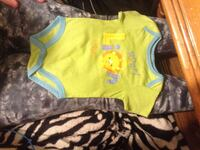 Never worn brand new 0/3 month baby onesie pick up only