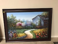 Large Oil Painting  Lubbock, 79424