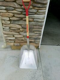 white and red big Shovel Perris, 92571