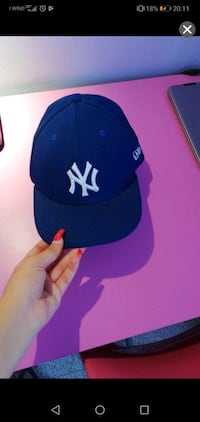Cappellino New York Yankees Rho
