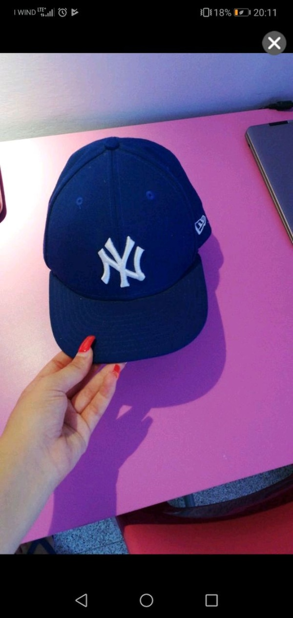Cappellino New York Yankees