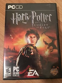Harry Potter And The Goblet Of Fire  PC Game Richmond