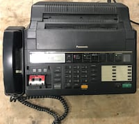 Panasonic KX-F90 Facsimile Copier with Telephone Answering System Mc Lean, 22102