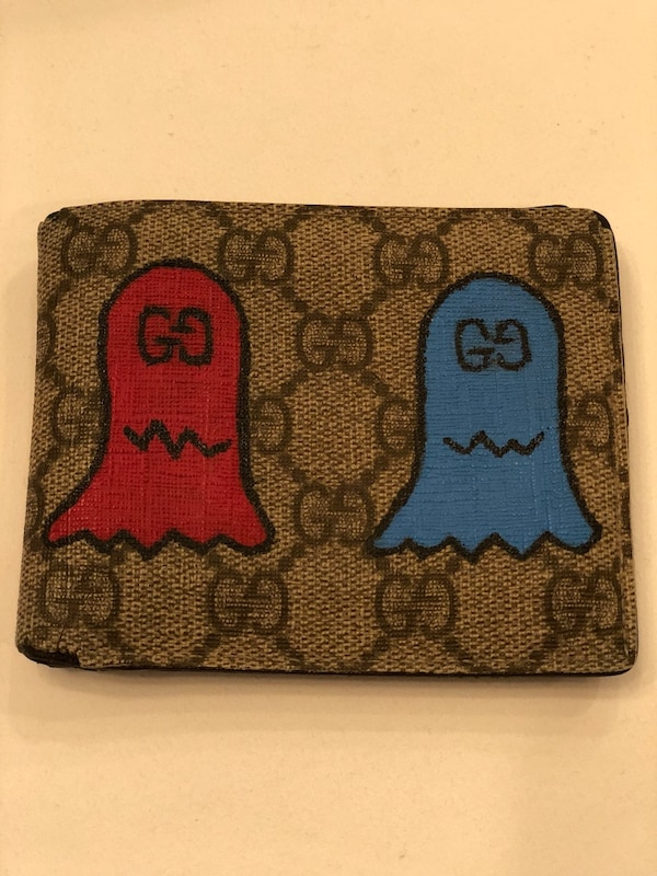 81c82a0daef9a Used Gucci wallet custom Gucci ghost painted for sale in Mesa - letgo