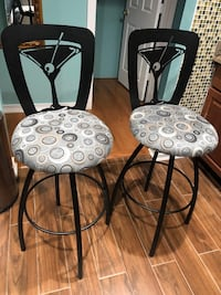 Excellent condition Custom martini bar stools chairs, 2 for $150 Deer Park, 11729