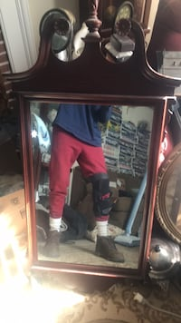This includes both mirrors a set these are very old and very antique Owings Mills, 21117
