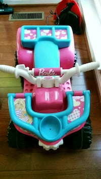 Barbie ATV Sterling