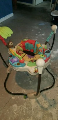 baby's white and green jumperoo Kaysville, 84037