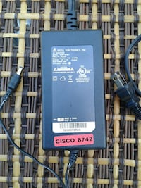 black cisco ac adapter