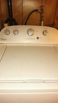 Whirlpool washer and dryer Leon, 25123