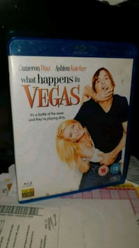 What happens in Vegas blu ray dvd Oslo kommune, 0986