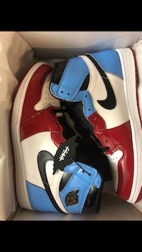 Mens Air Jordan 1 Fearless High OG