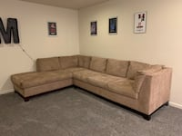Large Sectional - price negotiable  Garrison, 21117