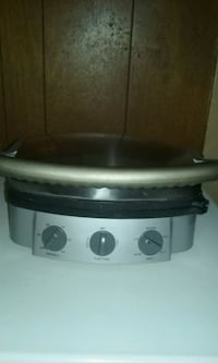Electric, Panini press / grill / griddle