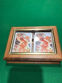 Playing Cards and Display Case Edmonton, T5T