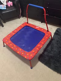 Trampoline for toddlers. Rockville