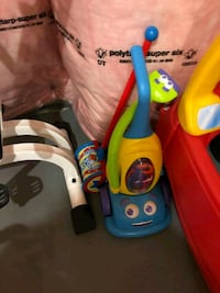 Baby vacuum cleaner and walker Brampton, L6R 0S7