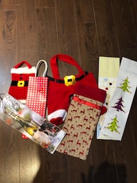 Christmas Bottle Bags 7