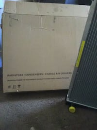 I got this radiators condensers charge air coolers Fresno, 93702