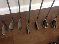 Right Handed golf clubs no seven! All others Novato, 94947