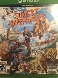 Xbox one sunset overdrive Williamstown, 41097
