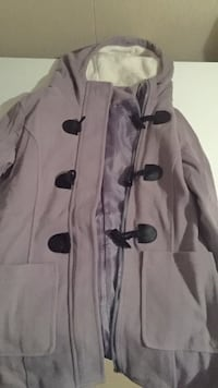 Brun zip coat 5913 km
