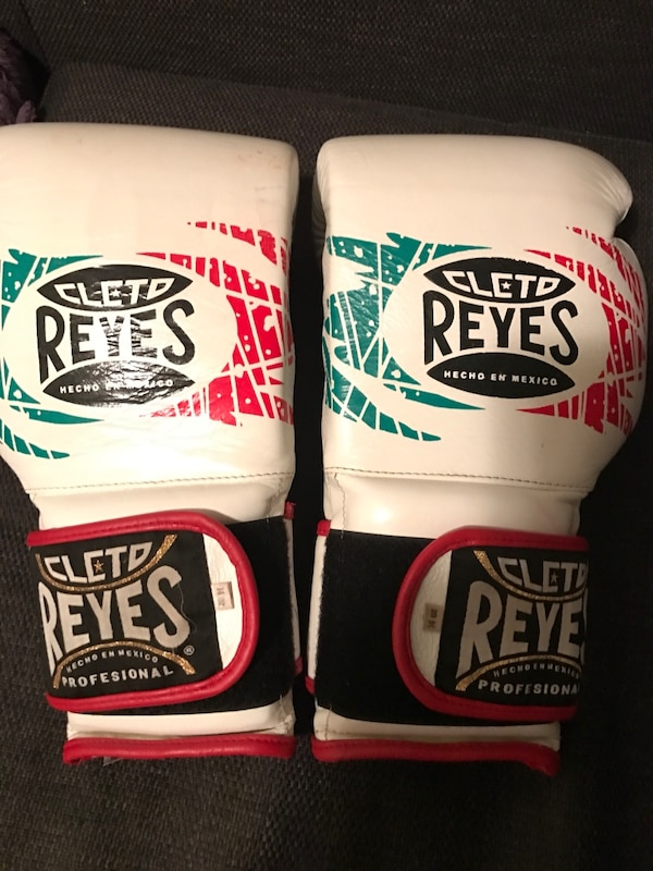 Mexico cleto reyes boxing gloves