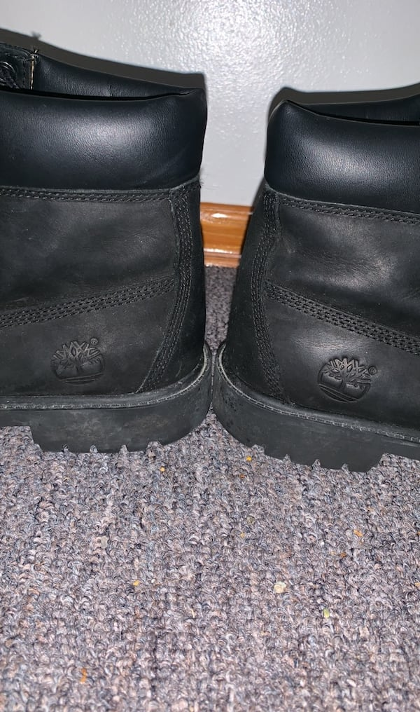 Black Timberlands 3