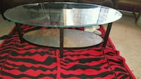 Glass top coffee table Idaho Falls, 83404