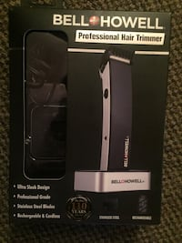 Hair Trimmer by Bell Howell