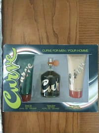 New in box cologne set Green Bay, 54304