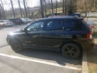 Jeep - Compass - 2015 Silver Spring