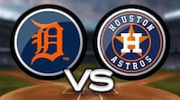 Astros Vs Detroit AUGUST 20th 4 TICKETS (Section 114) (row 9) price is for all 4 and parking pass Katy, 77494