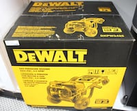 New Dewalt Gas Pressure Washer DXPW3425 Power Wash Honda GX Motor 3400psi Woodbridge